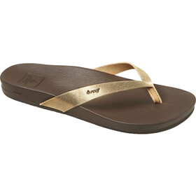 Reef Cushion Bounce Court Sandalias Mujer, champagne